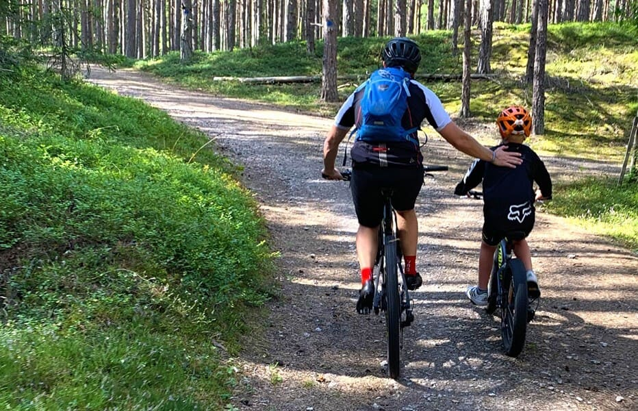 Att hyra en cykel på Öland