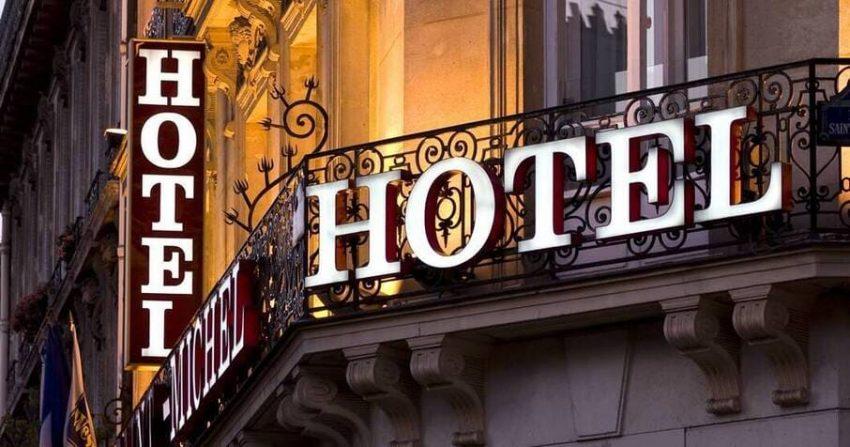 Koppla av på hotell!