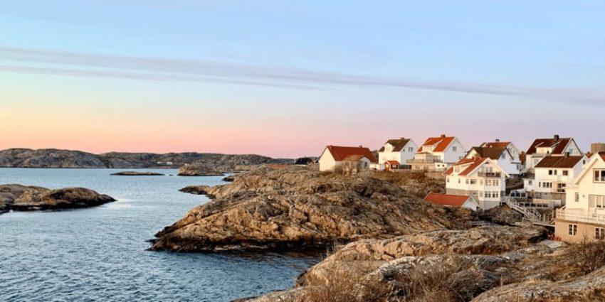 Upptäck den svenska västkusten